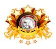 Roulette insignia