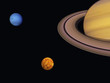 Fototapeten,planentarium,planentarium,kosmos,outer