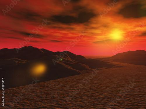 Fototapeten,sand,ocolus,sanddünen,hitze
