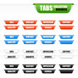 tabs collection business I