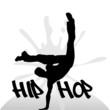 icône danseur de hip-hop