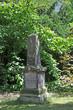 Historischer Grabstein in Hannover