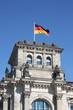 Teil des Reichstags