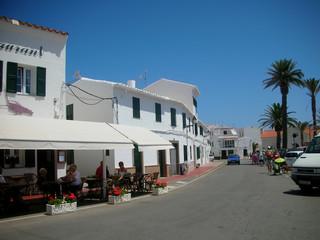 case tipiche di Minorca