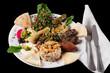 Lebanese cuisine.