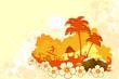 Grungy Seascape