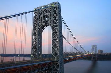 GW Bridge from NJ