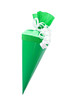 Paper Funnel - Green