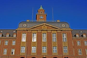 Historische Rathaus in HERNE ( Westfalen )