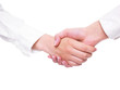 Handshaking - Team Work