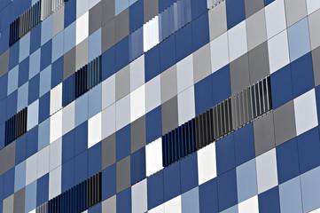 Fassade eines Búrogebäudes I