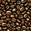 Coffee vector seamless