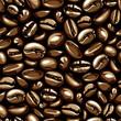 obraz - Coffee vector seam...