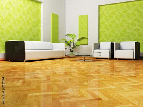 Room Designer on Moder Interior Design Of Living Room  3d Render From Oliavlasenko