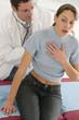 Problèmes respiratoires - consultation