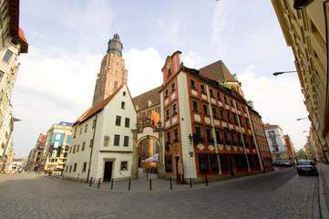 St.Elisabeth - Breslau - Polen