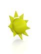 Logo 3d Sun