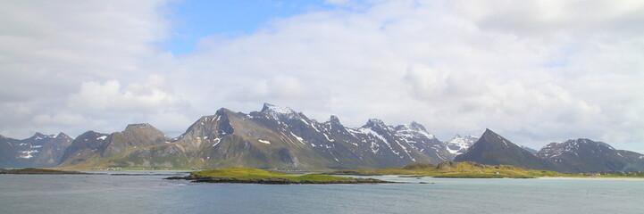 Panorama des Lofoten