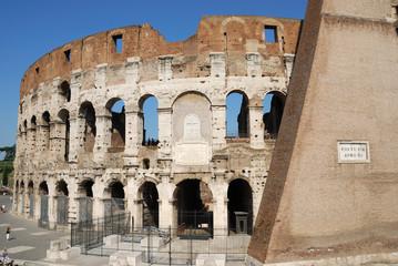 Roma. Il Colosseo