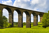 lowgill viaduct and Meadow poster