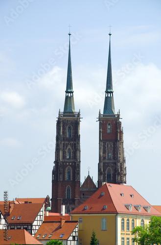 Johanniskathedrale - Dominsel - Bresau - Polen © VRD