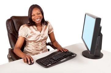 African American Businesswoman