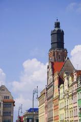 Rynek - Breslau - Polen