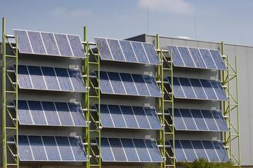 Solaranlage © Matthias Buehner