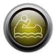 "Yellow Button (Dark/Glow) ""Canoeing"""