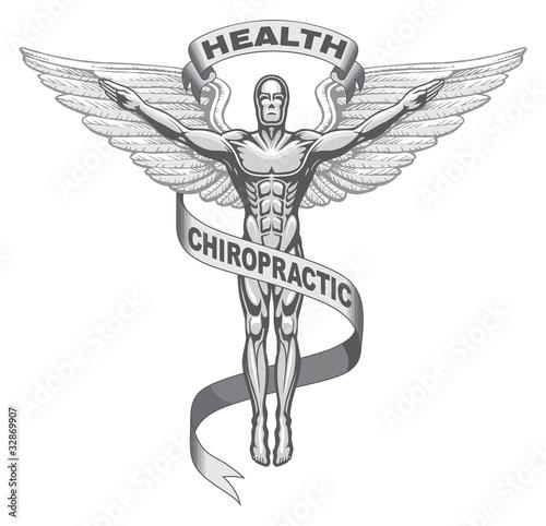 Chiropractic Symbol - 32869907