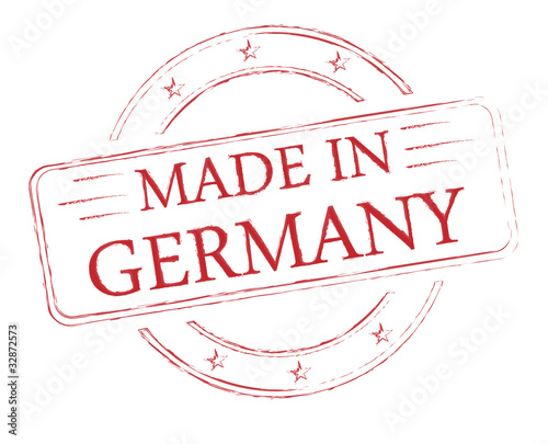 Vector Stamp - Made in Germany