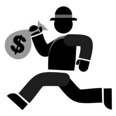 Banquero ladrón