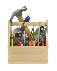 Ready Tools in Toolbox