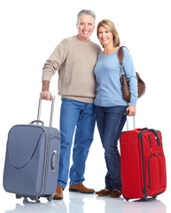 Senior passengers.