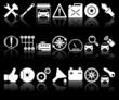 Auto - Werkstatt - Iconset (08)