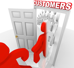 Converting Prospects to Customers - Sales Doorway