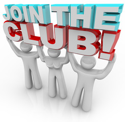 Join the Club - Membership Recruitment Team