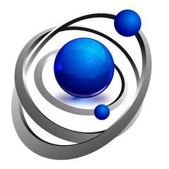 atomo, cerchio