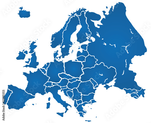 Mapa świata Mapa Mapa Europy 1