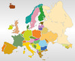 Weltkarte Landkarte Europa Karte 3