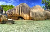 amazing Seychelles - La digue island