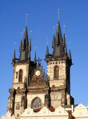 Iglesia de Nuestra Señora de Tyn, Praga