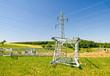 Neue Stromleitung