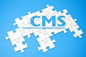 Puzzle mit CMS