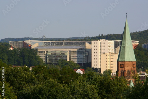 Leinwandbild Motiv Kaiserslautern