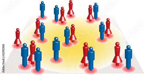 social_network_crowd_circle