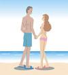 海辺の恋人