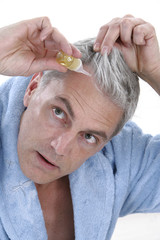 Chute de cheveux-traitement