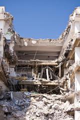 Abrissgebäude