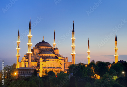Fototapete Kultstätte - Kathedrale - Kirche -  Moschee - Mekka - Poster - Aufkleber